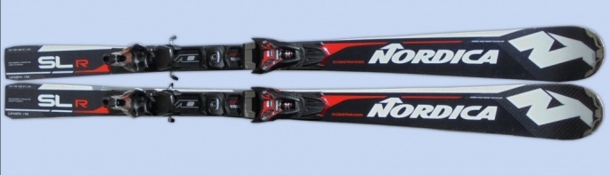 lyže Nordica Dobermann SLR RB EVO + N Pro Xcell 12 model 2018